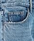 The Vintage blue cropped jeans Sale - Current Elliott Sale