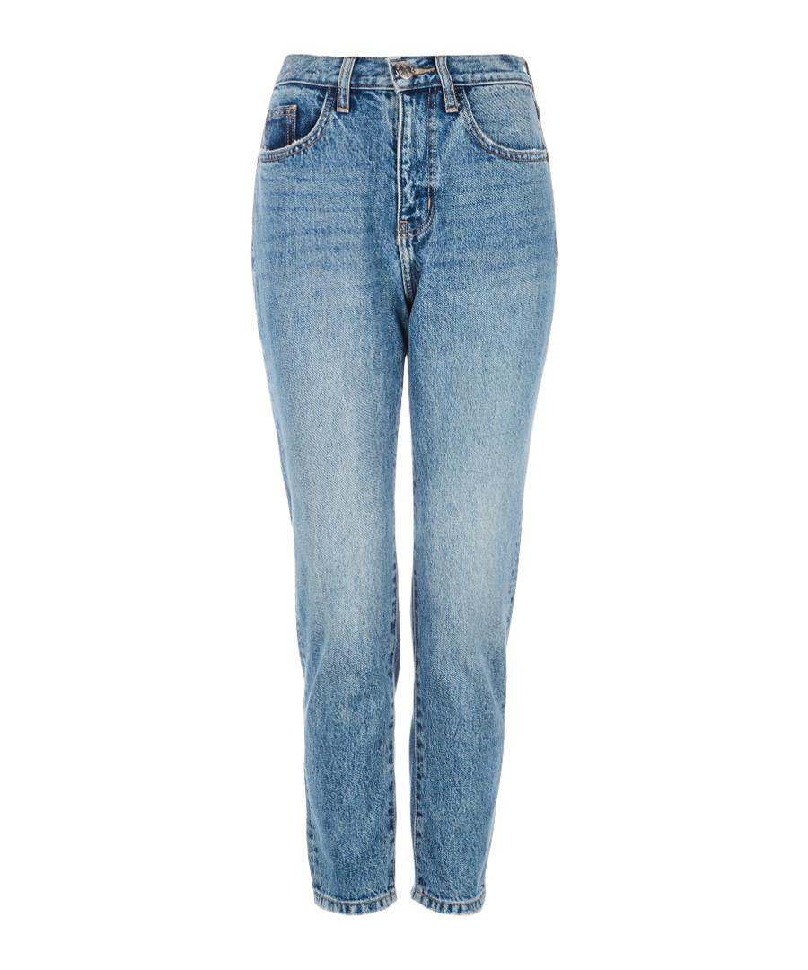 The Vintage blue cropped jeans Sale - Current Elliott