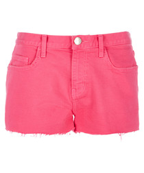 The Boyfriend pink shorts