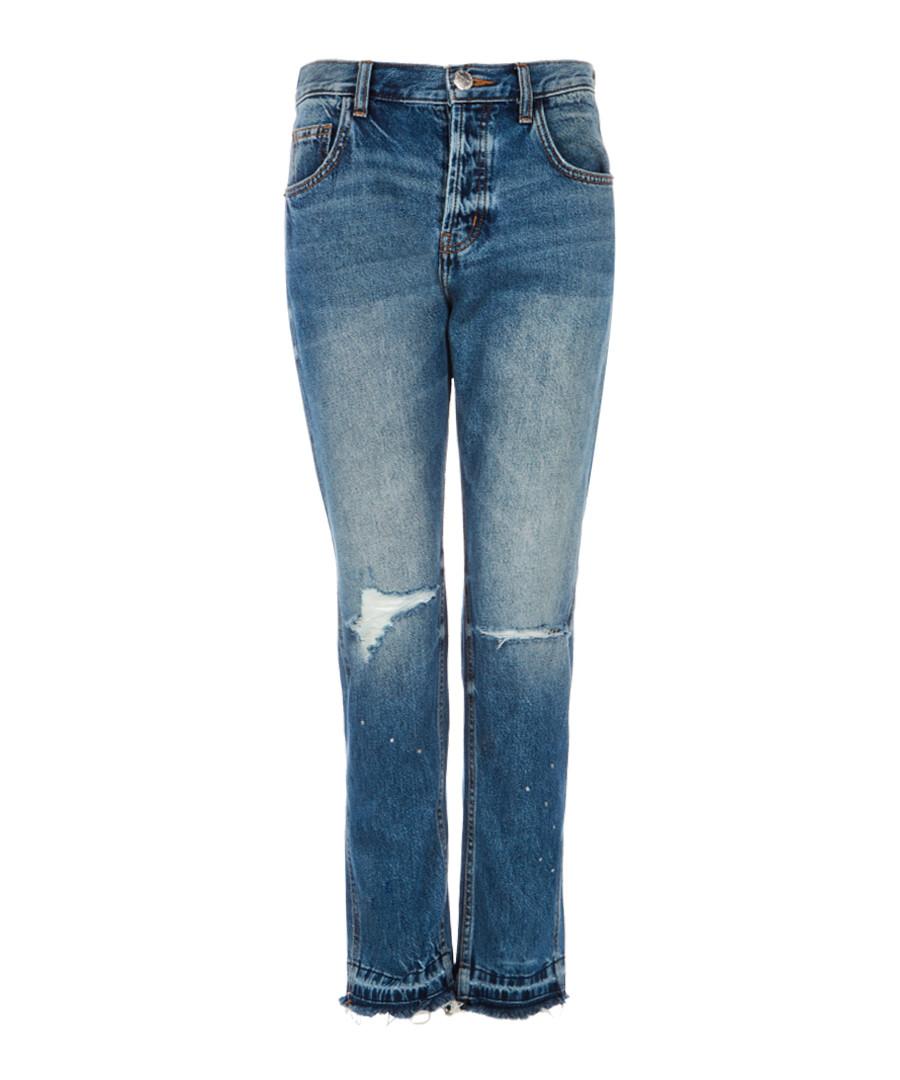 The Throwback blue original jeans Sale - Current Elliott