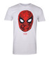 Men's Spiderman white T-shirt Sale - marvel Sale