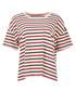 The Roadie stripe T-shirt Sale - Current Elliott Sale