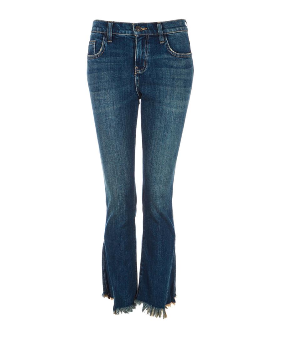 The Fan Kick blue flared jeans Sale - Current Elliott