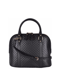 Guccissima Dome leather shoulder bag