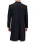 Black wool blend longline coat Sale - Dewberry Sale