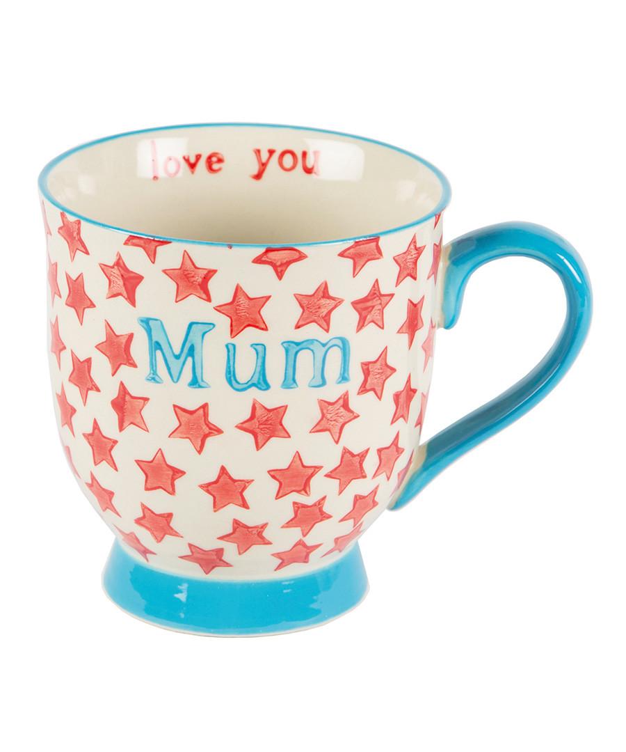 Bohemian Stars Love You Mum mug Sale - sass & belle