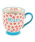 Bohemian Stars Love You Mum mug Sale - sass & belle Sale