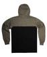 Focus taupe heather cotton blend hoodie Sale - seventy seven Sale