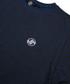 Hawtin navy pure cotton T-shirt Sale - seventy seven Sale