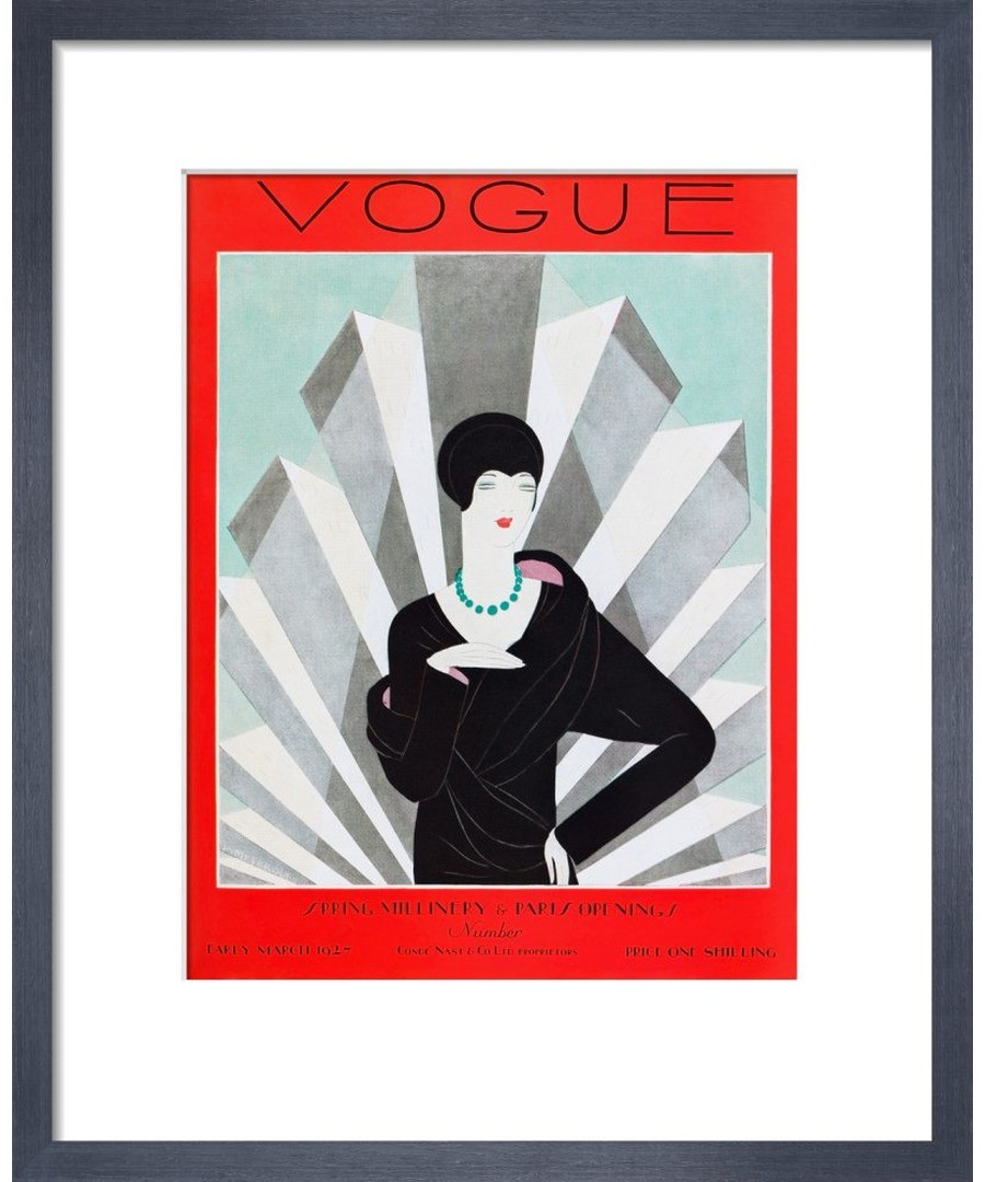 Vogue, Early March 1927 Sale - Vogue