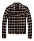 Multi-check pure cotton trucker jacket Sale - Scotch & Soda Sale
