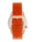 Wellington tan leather & steel watch Sale - heritor automatic Sale