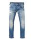 Ralston mid wash cotton repair slim jeans Sale - Scotch & Soda Sale