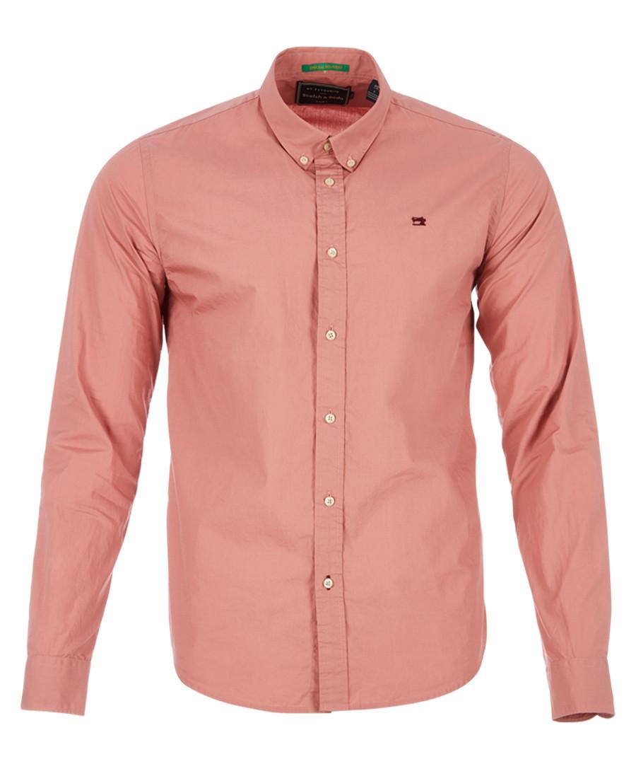 regular fit classic crispy poplin shirt Sale - scotch & soda