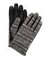 Grey goat leather & wool blend gloves Sale - scotch & soda Sale