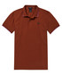 Rust pure cotton polo shirt Sale - scotch & soda Sale
