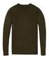 Brown melange wool blend jumper Sale - scotch & soda Sale