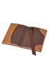 Aerodrome tan leather passport cover Sale - Aspinal Of London Sale