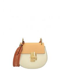 Drew profound brown shoulder bag