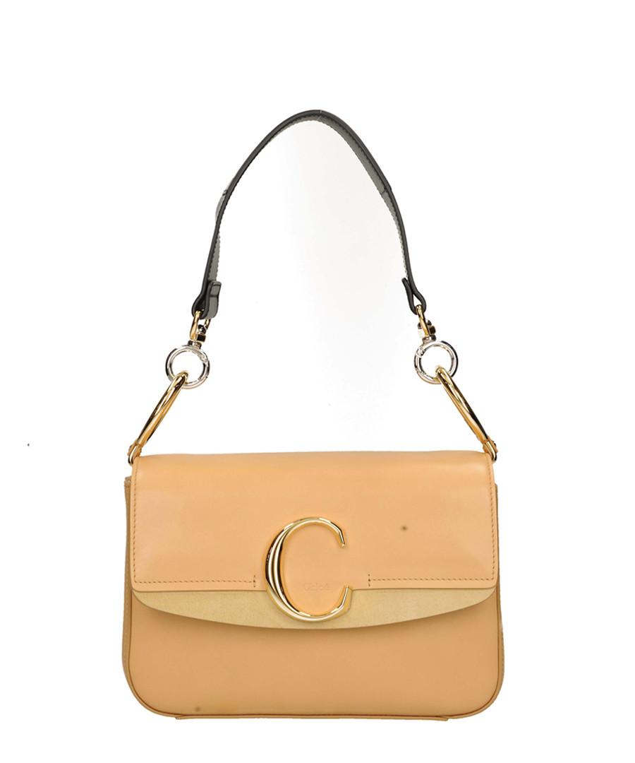 fde02cc5 Discount C Double bleached brown shoulder bag | SECRETSALES