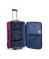 Kos red upright suitcase 66cm Sale - Antler Sale