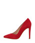 Crimson suede court heels Sale - roberto botella Sale