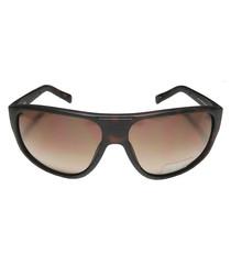 Dark Havana gradient lens sunglasses