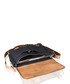 Denim & tan vintage leather satchel Sale - woodland leather Sale