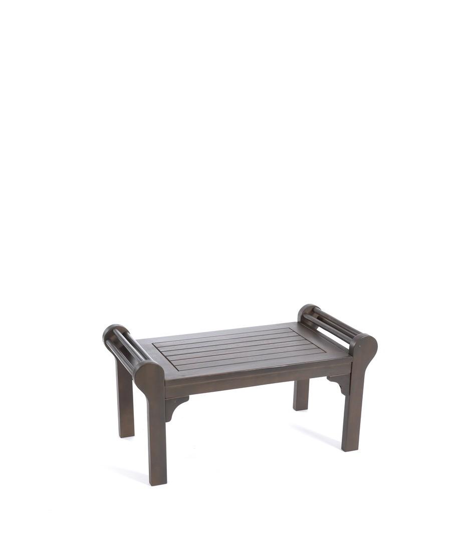Lutyens Style Low Level Table Kinver Grey Sale - Greenhurst