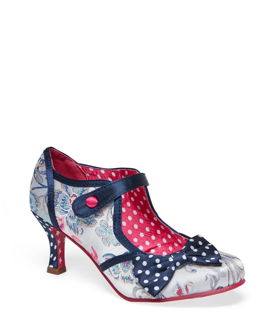 Clara polka dot bow heels Sale - joe browns
