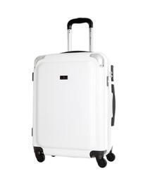 Robinson white suitcase 60cm