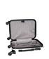 Delos white suitcase 56cm Sale - platinium Sale