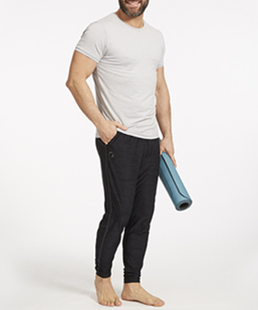 DHG black tapered bottoms Sale - ohmme