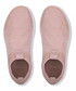 Pale pink knit slip-on sneakers Sale - fitflop Sale