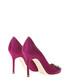 Hangisi magenta satin court heels Sale - manolo blahnik Sale