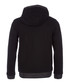 black pure cotton full-zip hoodie Sale - KARL LAGERFELD Sale