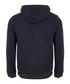 navy pure cotton full-zip hoodie Sale - KARL LAGERFELD Sale