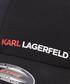 black logo cap Sale - KARL LAGERFELD Sale