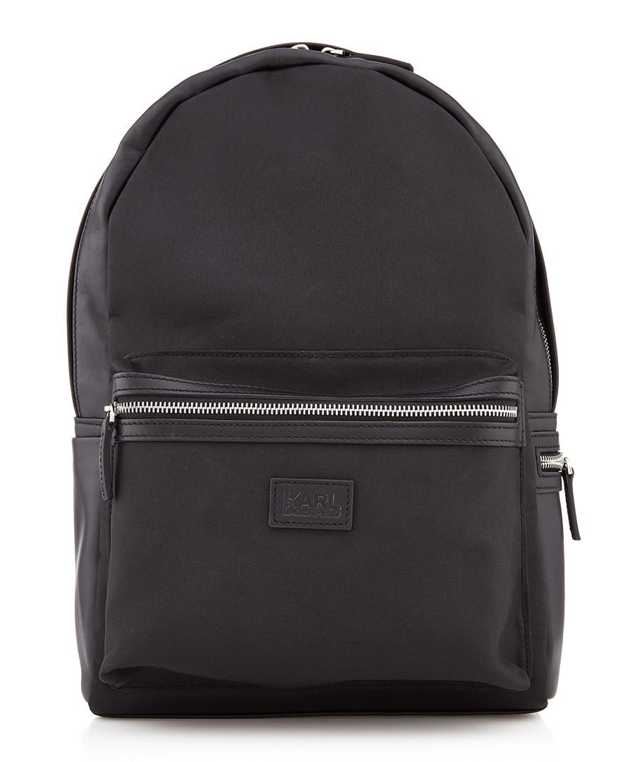 black patch backpack Sale - KARL LAGERFELD