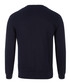 Navy pure cotton strip logo jumper Sale - Cavalli Class Sale