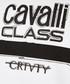 white pure cotton square T-shirt Sale - Cavalli Class Sale