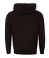 black pure cotton zip hoodie Sale - Cavalli Class Sale