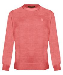 Aragosta wool blend sweatshirt