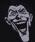 Joker Lines black cotton T-Shirt Sale - dc comics Sale