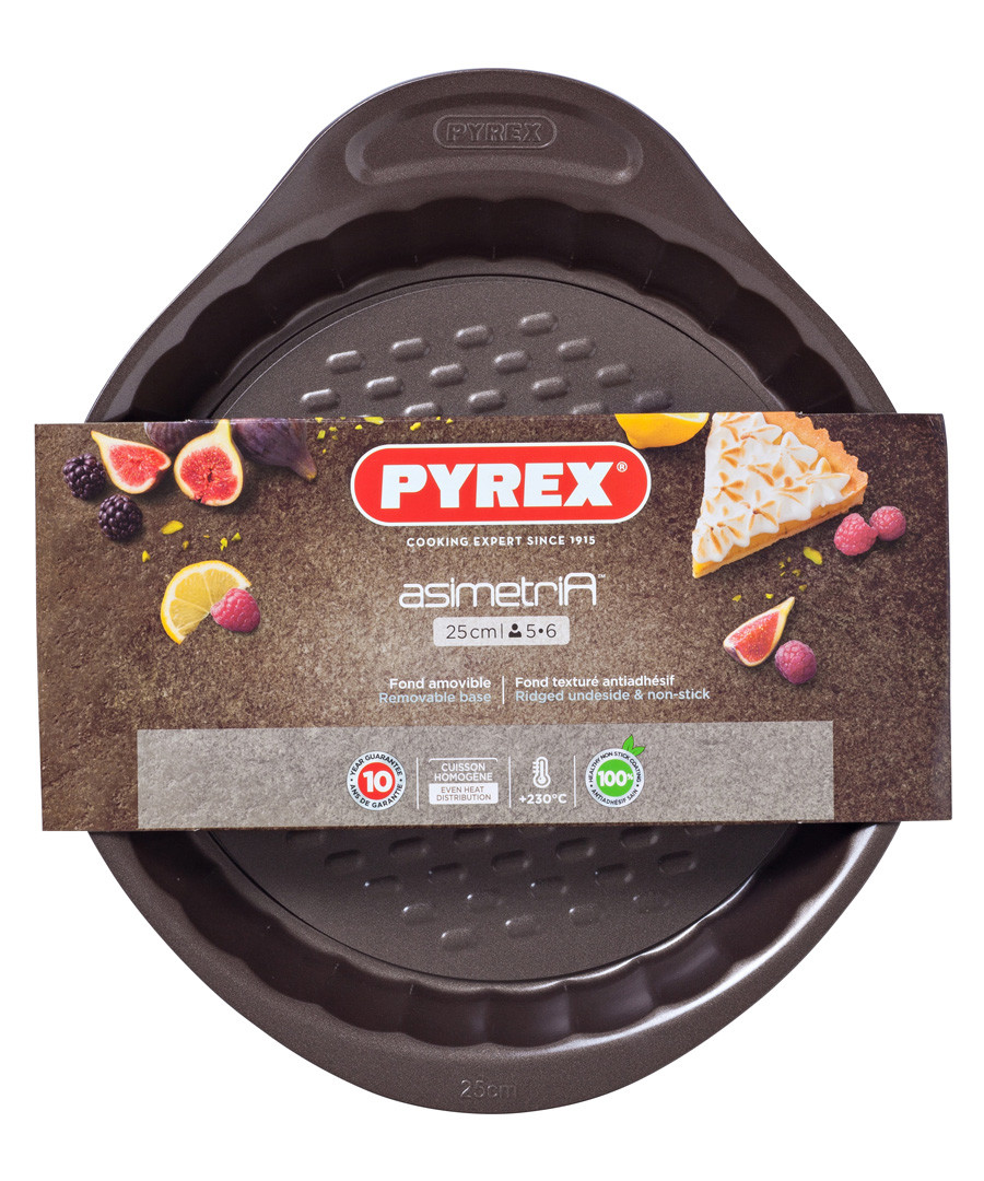 Removable base flan pan 25cm Sale - pyrex