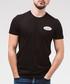 Black pure cotton logo T-shirt Sale - von dutch Sale