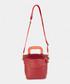 Mini Orsett red cowhide bucket bag Sale - anya hindmarch Sale