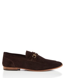 Kai brown loafers