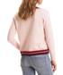 Vavavoom rose pure cotton V-neck jumper Sale - Odd Molly Sale