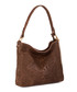 Linda brown leather grab bag Sale - anna morellini Sale